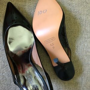 Coach sling shoes - never worn